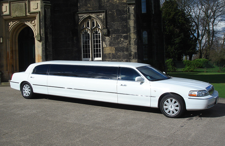 Lincoln Stretched Limousine
